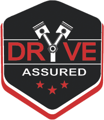 DRYVE Assured logo | Oak Park Fleet Services